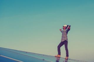 太陽光発電はメンテナンス必須!メンテナンスの手間を省略する方法は?